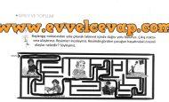 4. Sınıf Sosyal Bilgiler Dünden Bugüne Cevapları Sayfa 16 17 18