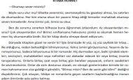 5. Sınıf Türkçe Ders Kitabı 6. Tema Okuma Kültürü Tema Değerlendirme Soruları Ve Cevapları Meb Yayınları Sayfa 190 191