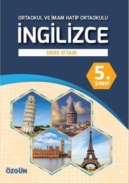 5 Sınıf Ingilizce Ders Kitabı Cevapları özgün Yayınları 2019