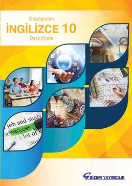 10 Sınıf Ingilizce Ders Kitabı Cevapları Gizem Yayınları 2019
