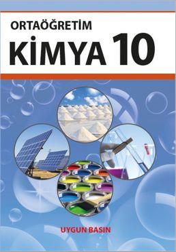 Kimya 10 2018-2019