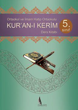 Kur'an-ı Kerim 5 2018-2019