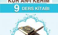 9. Sınıf Kuranı Kerim Ders Kitabı Cevapları Tutku Yayınları 2018 2019