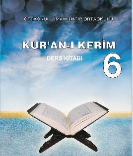6 Sınıf Kuranı Kerim Ders Kitabı Cevapları Meb Yayınları 2019