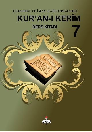 7 Sınıf Kuranı Kerim Ders Kitabı Cevapları Meb Yayınları 2019