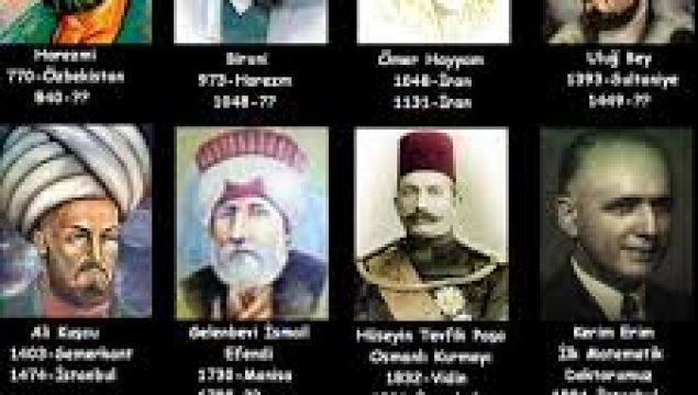Geçmişten Günümüze Ünlü Türk Matematikçileri Kimlerdir İlgili Bir Araştırma