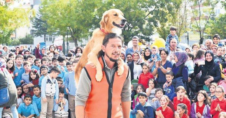 Büyükşehir'den hayvan hakları duyarlılığı