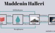 Maddenin Halleri ile İlgili Sorular ve Cevapları