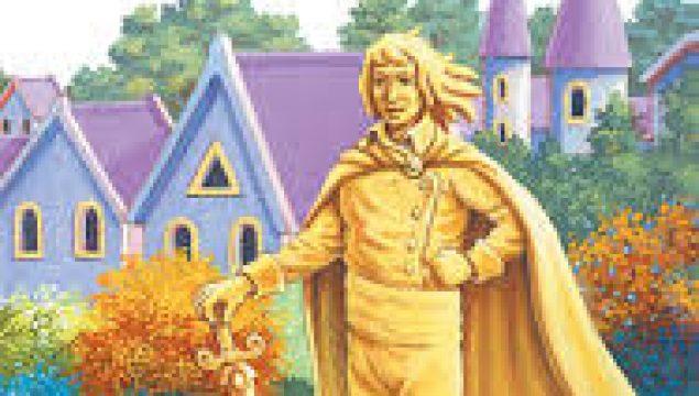 Mutlu Prens Kitap Özeti Konusu ve Kahramanları Kısa