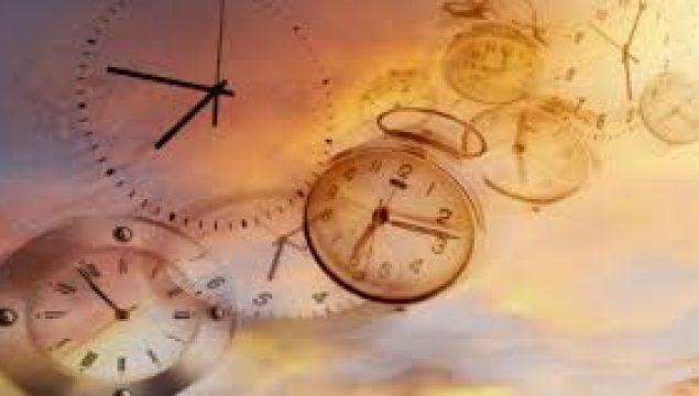 Zaman ile İlgili Şiir