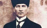 Atatürk ve Armağan Konulu Bir Kompozisyon